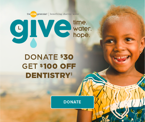 Donate $30, Get $100 Off Dentistry - Parker Modern Dentistry and Orthodontics